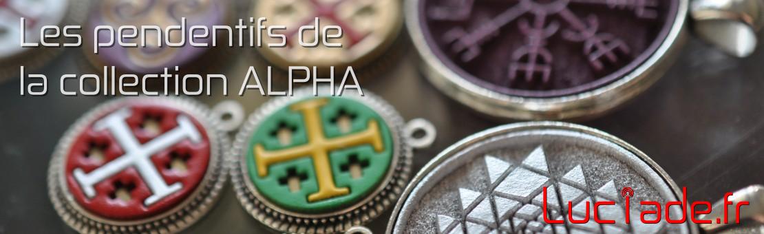 Bijoux magnétiques pendentifs personnalisés sur mesure